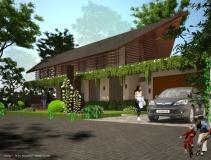 desain rumah palembang