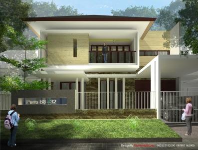 desain rumah tropis modern,desain arsitek rumah tropis ,palembang,arsitek rumah tropis
