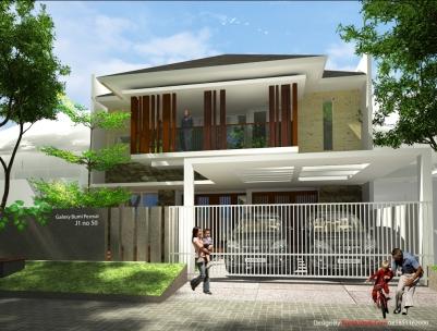 arsitek rumah mewah palembang