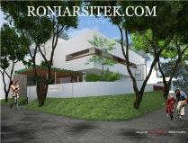 jasa desain rumah pekanbaru
